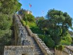 Castelo de Sâo Jorge, Lissabon