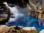 Island Höhle Grjótagjá