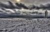 Leuchtturm bei Kalfshamarsvik