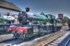 Dampflok in Somerset